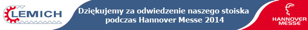 Targi Hannover Messe 2014