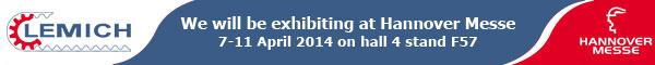 Targi Hannover Messe 2014 – zaproszenie